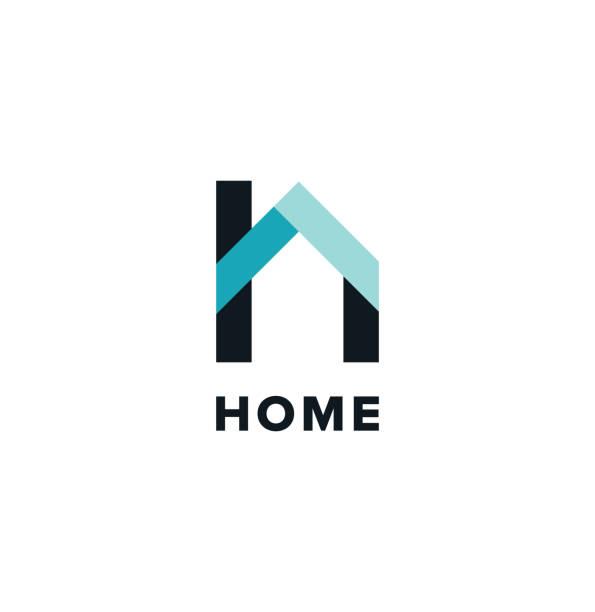 домашняя иконка - house stock illustrations