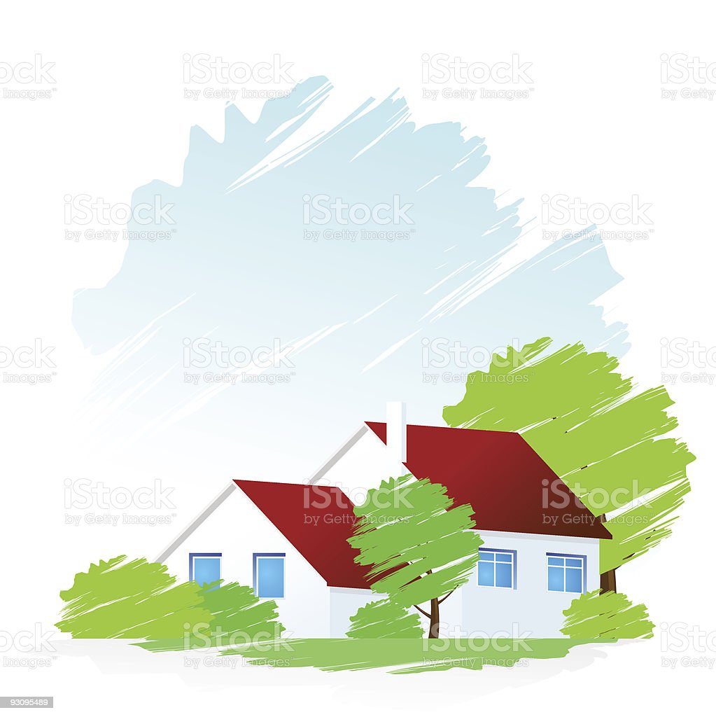 Home icon royalty-free home icon stock vector art & more images of bush