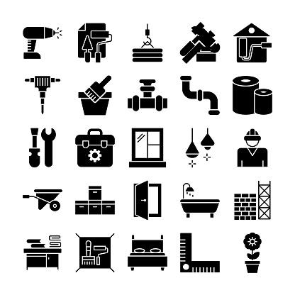 Home Improvement Icons