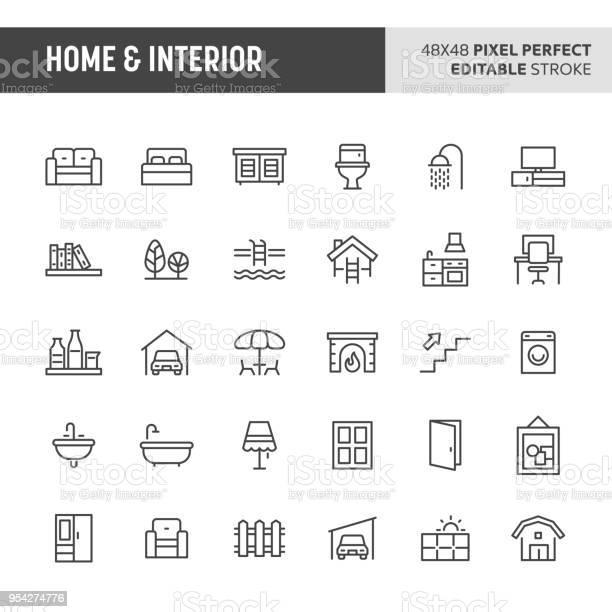 Home interior icon set vector id954274776?b=1&k=6&m=954274776&s=612x612&h=o gblrnh uzbzxhk2afulkz4vfxdywnwhih54kiweug=