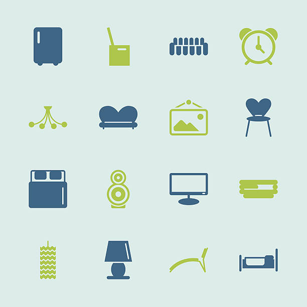 Interior Design Free Icons: Royalty Free Interior Design Clip Art, Vector Images