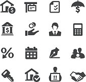 Home Mortgage Icons - Acme Series