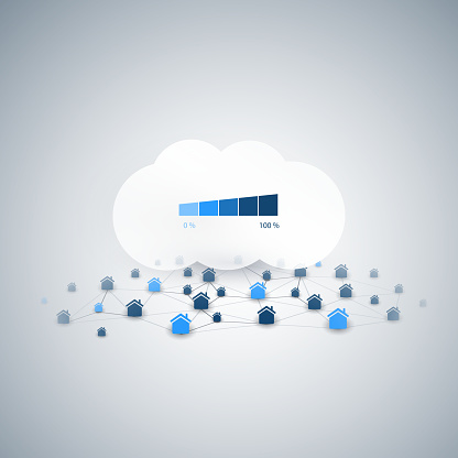 Home Offices Put an Extra Load on Cloud Services
