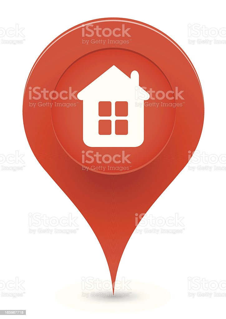 Home Pointer royalty-free home pointer stock vector art & more images of aiming