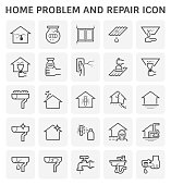 home problem icon