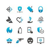 Concise home security & care related icon can beautify your designs & graphic