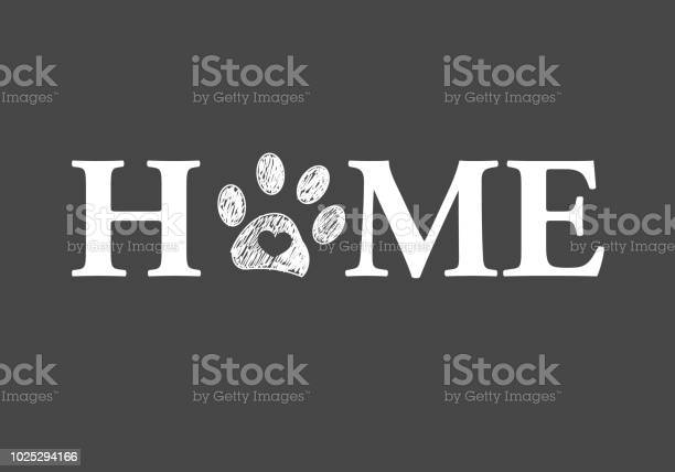 Home text with paw prints and heart with grey background vector id1025294166?b=1&k=6&m=1025294166&s=612x612&h=82fxr0e8fskbca1b75vercef0edicgdkfghjpr6wuby=