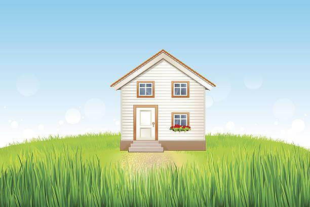 illustrations, cliparts, dessins animés et icônes de la maison - nouveau foyer