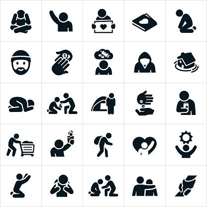 Homeless Icons