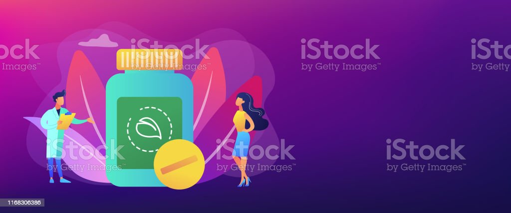 Homeopathy Concept Banner Header Stock Illustration Download Image Now Istock