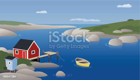 istock Homescapes - Nova Scotia 165041384