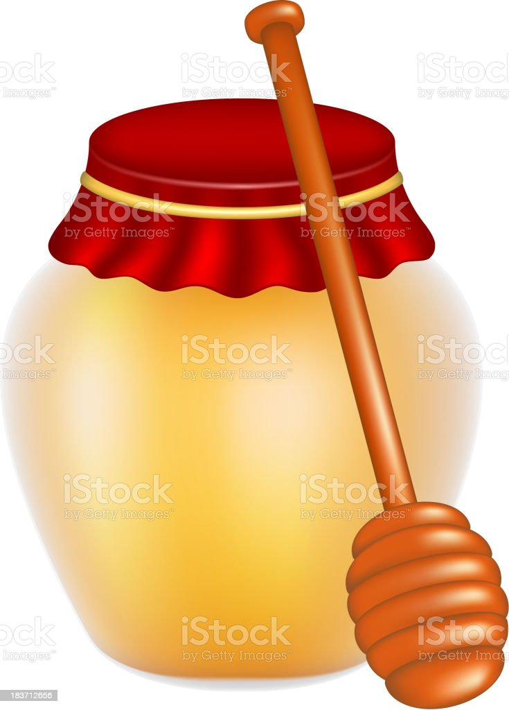 Honey and wooden dipper royalty-free honey and wooden dipper stock vector art & more images of aromatherapy