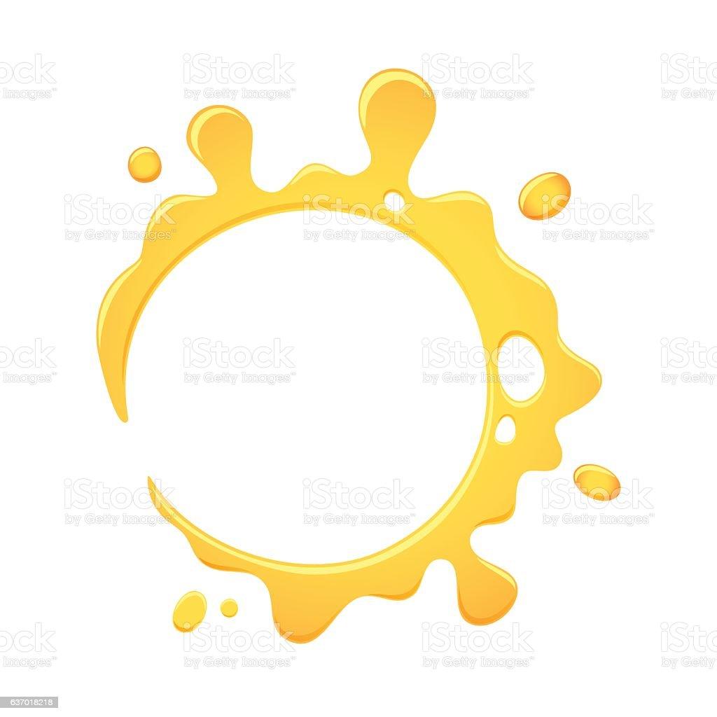 honey splash vector stock vector art more images of abstract rh istockphoto com splash vectoriel gratuit splash vector free