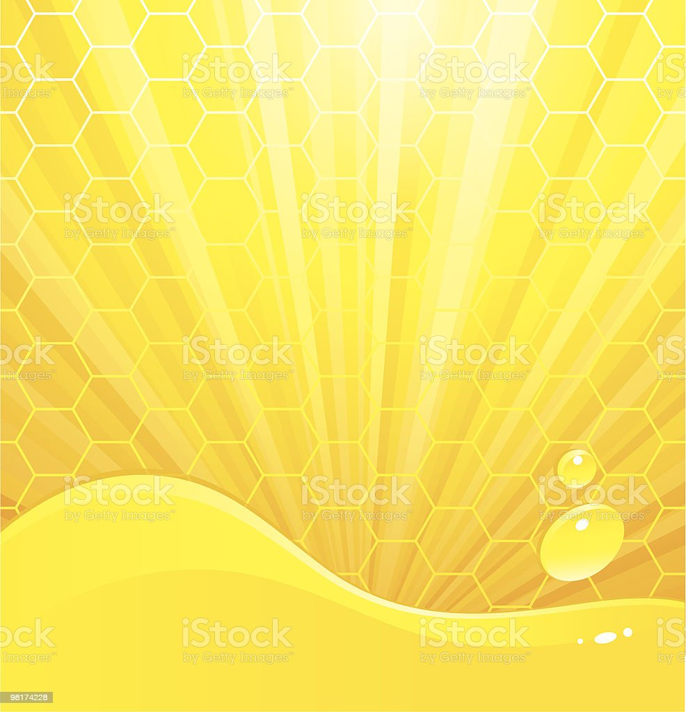 Honey royalty-free honey stock vector art & more images of abstract