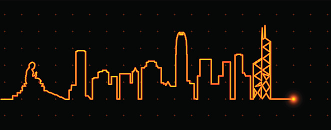 Hong Kong Light Streak Profile