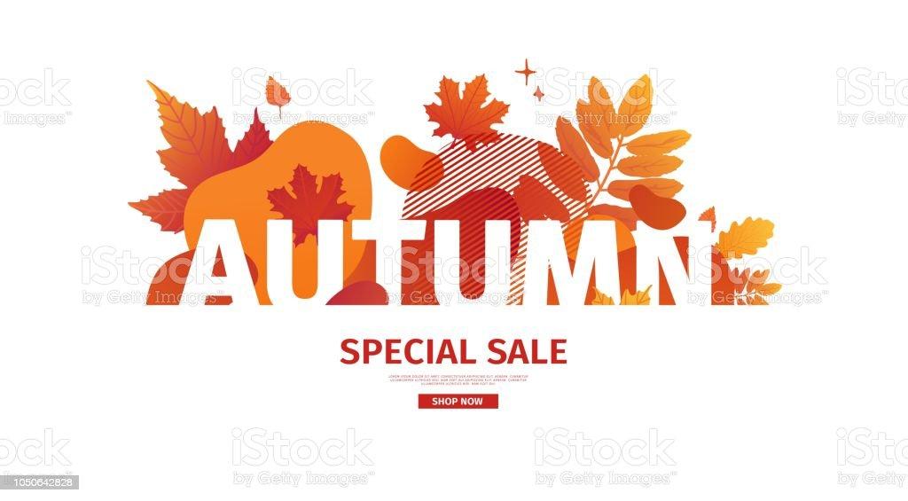 Horizontale Abstrakte Geometrische Muster Für Herbstaktion Herbst