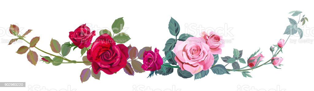 Painting Roses Red Craft