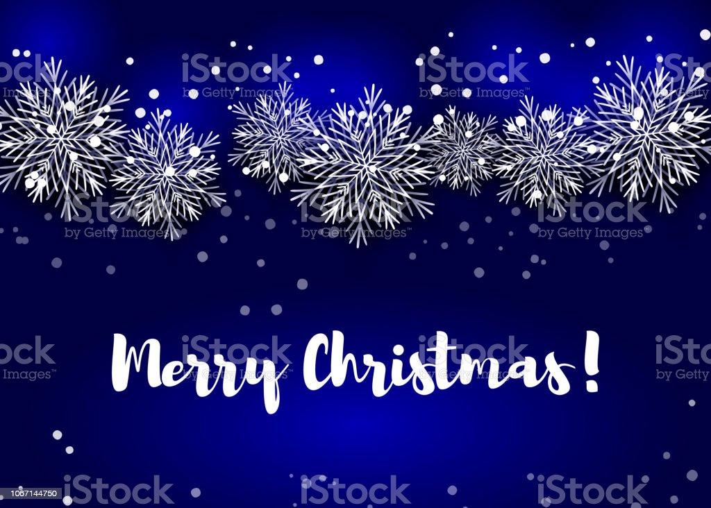Weihnachtsmotive Zum Kopieren.Horizontale Frohe Weihnachten Und Happy New Year Grußkarte Mit