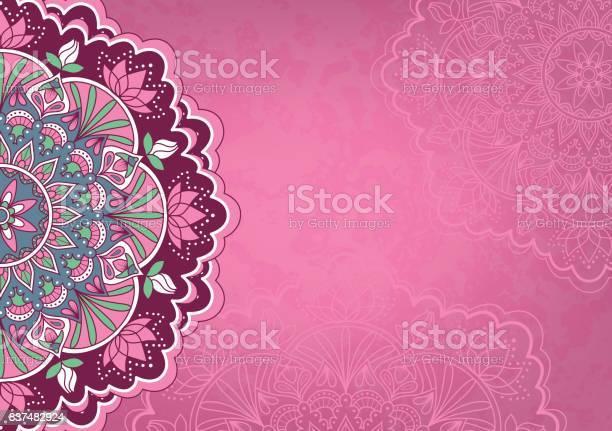 Horizontal pink background with colored mandala vector id837482924?b=1&k=6&m=837482924&s=612x612&h=2avjww8tcpco zlkumaiwp3zwfankl5aji0rjmiyngw=