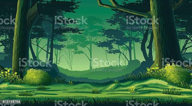 Horizontal seamless background with forest vector id615118754?b=1&k=6&m=615118754&s=612x612&h=8i6wswerxaq7vjfd8beisdecjlm0pqw8vygbev cyxg=