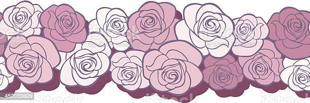 Horizontal seamless background with roses vector illustration vector id452033609?b=1&k=6&m=452033609&s=612x612&h=lbwbtir4anpnajriblawkamackdpx7r93kucdeaeflg=