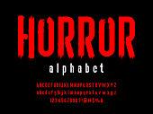 istock horror font 1289678220