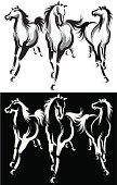 horse (running) 2