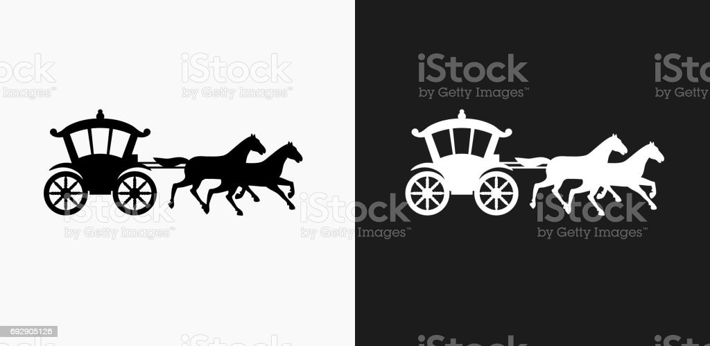 Royalty Free Horse Carriage Clip Art Vector Images Illustrations