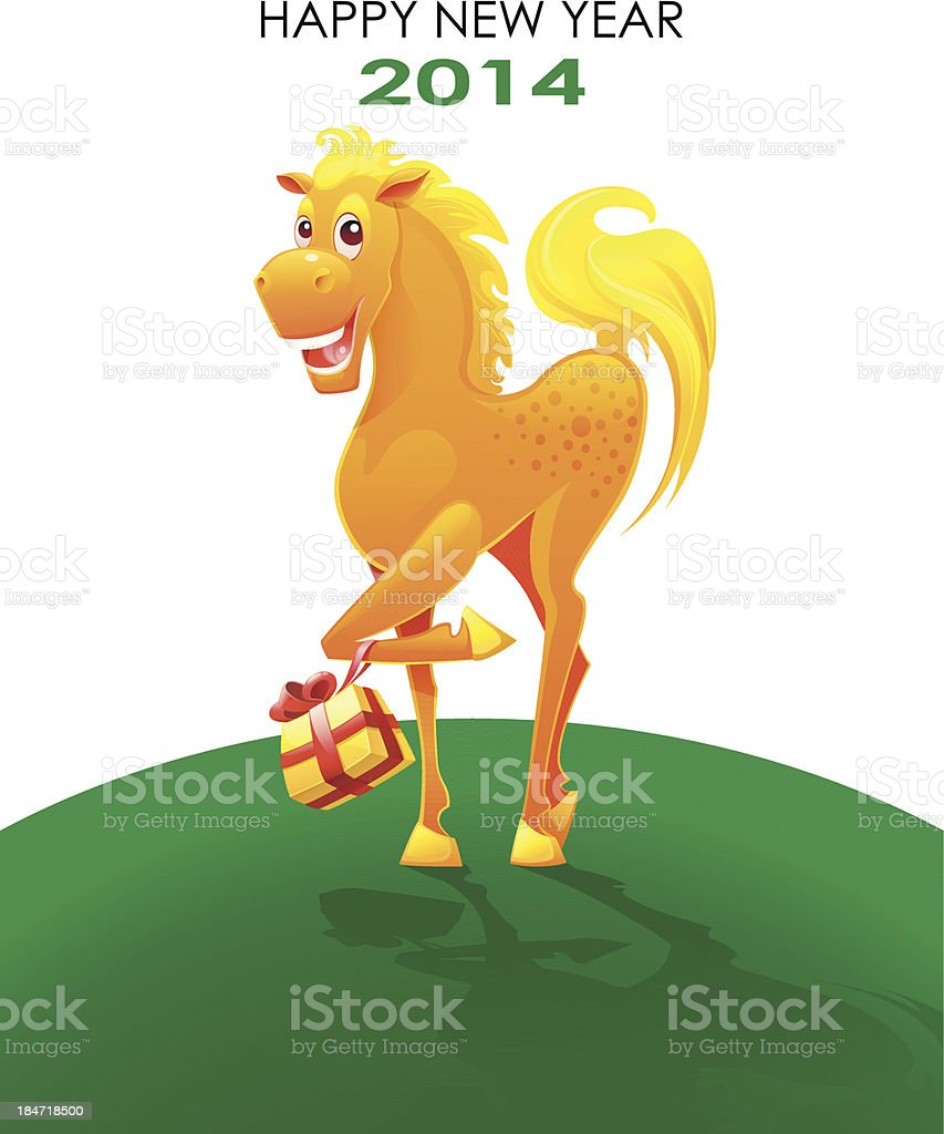 Happy New Year Horse Images 73