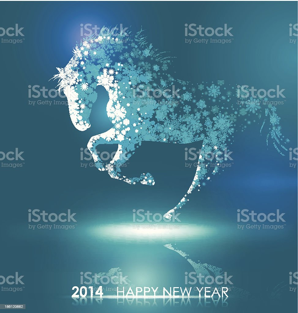 Happy New Year Horse Images 16