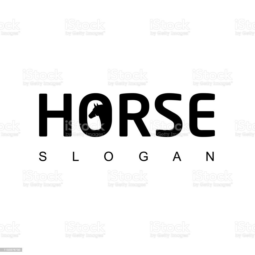 Horse Icon Design Inspiration Stock Illustration Download Image Now Istock