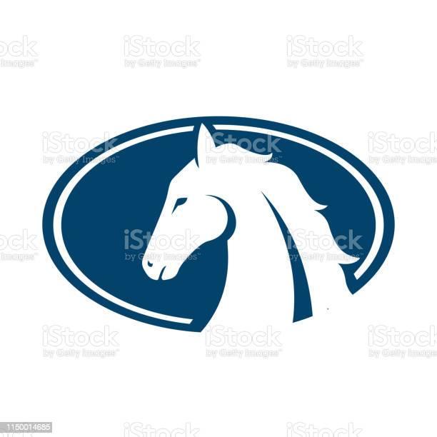 Horse logo template vector illustration design vector id1150014685?b=1&k=6&m=1150014685&s=612x612&h=pgv6tm7hhi1kribchs bpkfuzkkcsc faymk6eoydfg=
