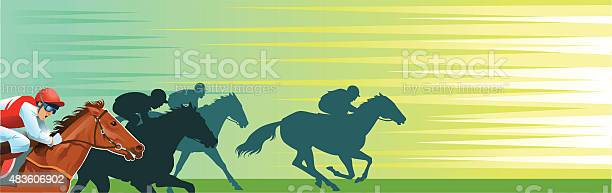 Horse racing banner with copy space horserace vector id483606902?b=1&k=6&m=483606902&s=612x612&h=1yyhrw31hd99w ox4479803qobx2nmufyu1dei2qiaw=