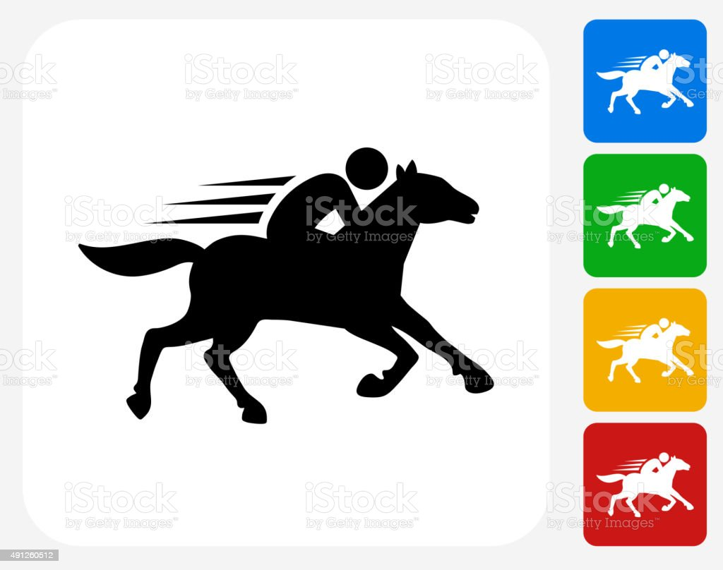Horse Racing Ic...