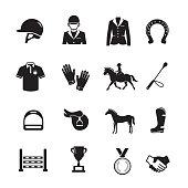 Horse Racing Icon