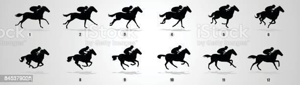Horse rider run cycle silhouette vector id845379028?b=1&k=6&m=845379028&s=612x612&h=exw37gazze0yp0smfa k4ahmrct39qn9cxatvcrgsx8=