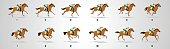 Horse Rider run cycle