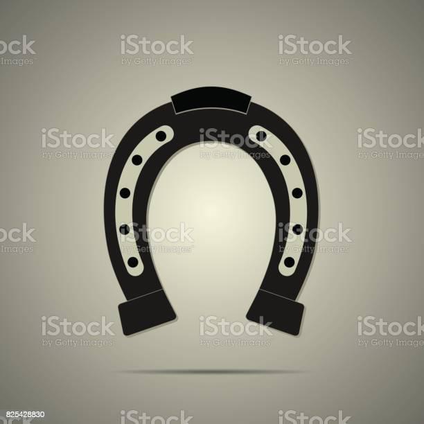 Horseshoe icon vector id825428830?b=1&k=6&m=825428830&s=612x612&h=9j7uhy1akovyymdxdcljbelc vm0 yq6agz qm0q 0o=