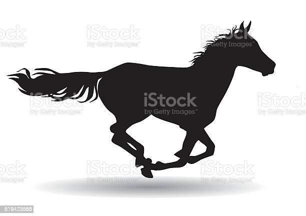 Horsesilhouette on a white background vector id519423588?b=1&k=6&m=519423588&s=612x612&h=xgerv82axccn zxph9lmmys24mub8zqt12cenzbwkea=