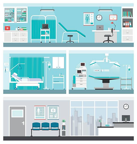医療とヘルスケア - 医療機器点のイラスト素材/クリップアート素材/マンガ素材/アイコン素材