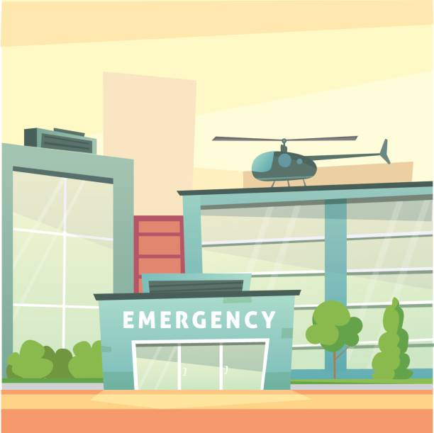Best Emergency Room Illustrations, Royalty-Free Vector ...