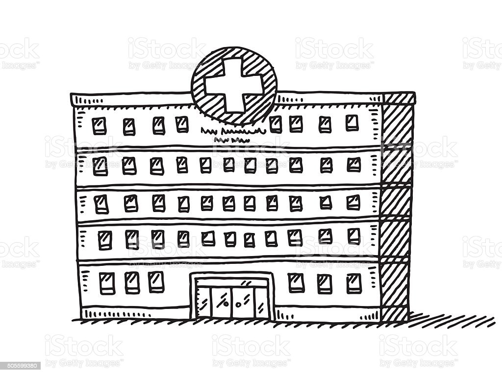 Hospital building drawing stock vector art more images of hospital building drawing royalty free hospital building drawing stock vector art amp more images thecheapjerseys Image collections
