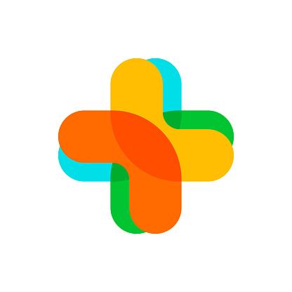 Hospital or Medicine logo