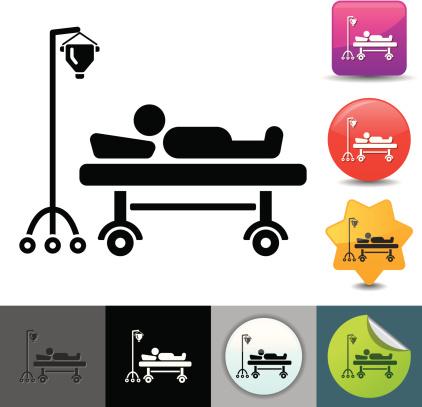Hospitalization icon   solicosi series