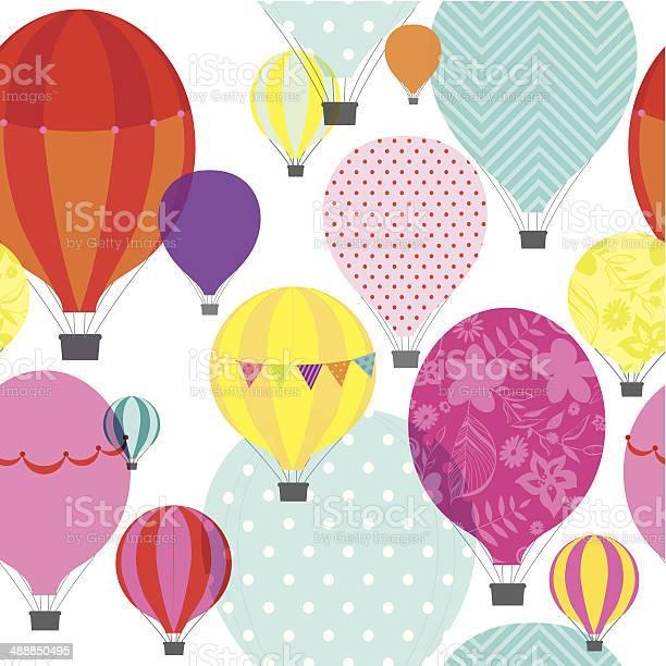 Hot air balloons seamless pattern vector id488850495?b=1&k=6&m=488850495&s=612x612&h=v0uzsiiszj xt2otccyxofdi6fs7r252sn nfrw3ho0=