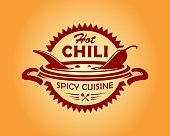 istock Hot chili spicy cusine icon 999620246