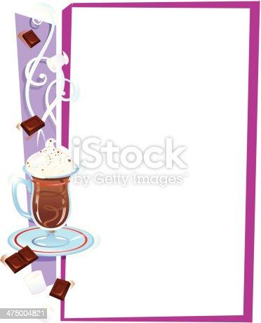 istock Hot Chocolate Frame 475004821