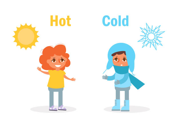 Best Shivering Child Illustrations, Royalty-Free Vector Graphics  Clip