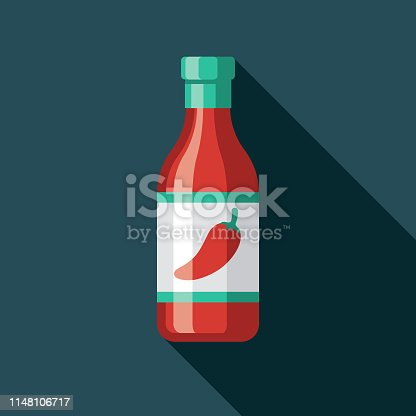 istock Hot Sauce Pizza Icon 1148106717