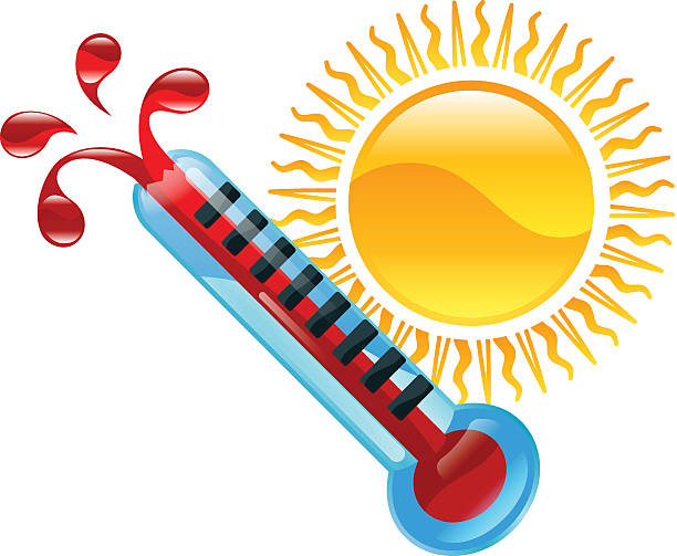 Top 60 Exploding Thermometer Clip Art, Vector Graphics and ...